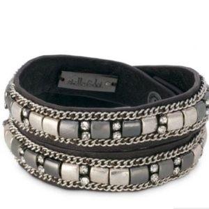 ✨Stella & Dot Candy Wrap Bracelet